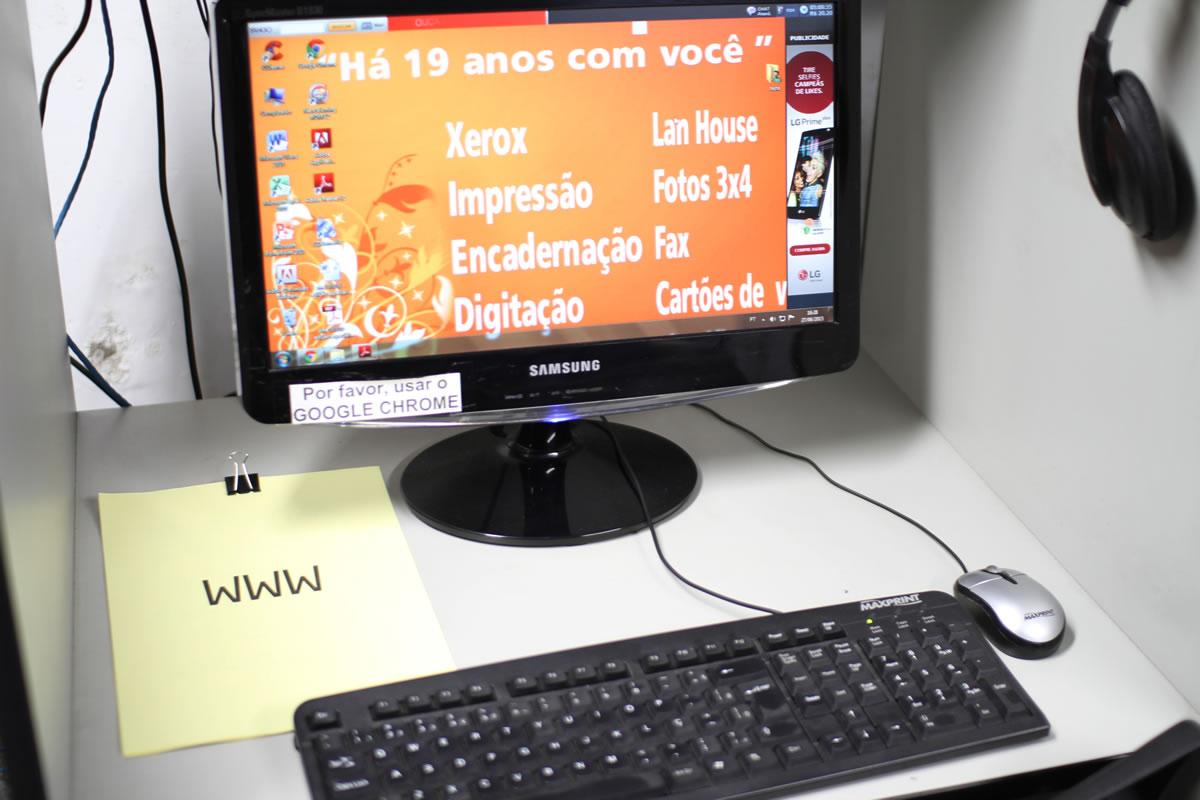 Como diz o outro - Bruno Mendonça, Zine WWW